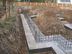 Строительство фундамента под ключ. Волгоградские строители.