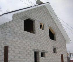 Качественный и недорогой дом из пеноблоков, кирпича, бруса в городе Волгоград, можно заказать в нашей компании профессиональных строителей СтройСервисНК
