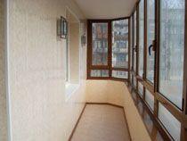 Ремонт балкона в Волгограде. Ремонт лоджии