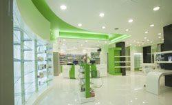 Отделка аптек в Волгограде