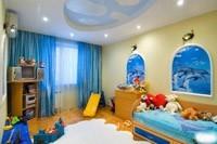 Ремонт и отделка детской комнаты в Волгограде