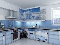 Отделка кухни в Волгограде