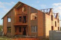 Строительство домов из кирпича в Волгограде и пригороде, строительство домов из кирпича под ключ г.Волгоград